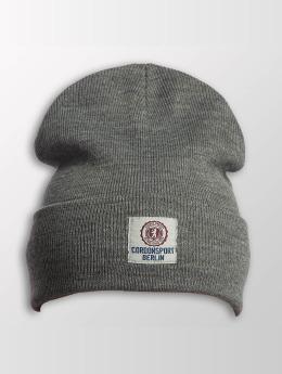 Cordon шляпа Austin серый