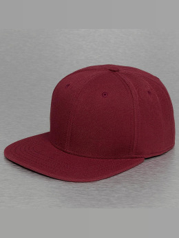 Cyprime Casquette Snapback & Strapback Basic rouge