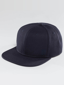 Cyprime Snapback Cap Starter Shape blau
