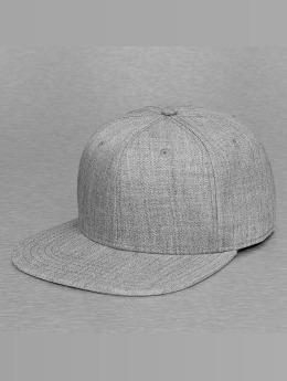 Cyprime snapback cap Basic grijs