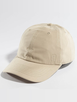 Cyprime Snapback Caps Reading Soft beige