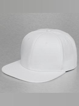 Cyprime Snapback Caps Basic hvit