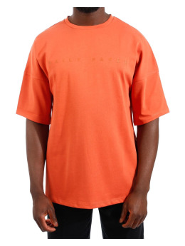 Daily Paper T-Shirt AHID orange