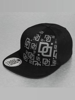 Dangerous DNGRS Snapback Cap Double D black