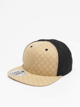 Dangerous DNGRS snapback cap Mini Logo bruin
