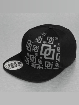 Dangerous DNGRS Snapback Cap Double D schwarz