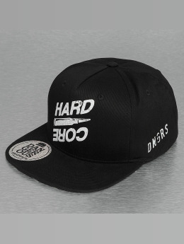 Dangerous DNGRS Snapback Cap Hard Core schwarz