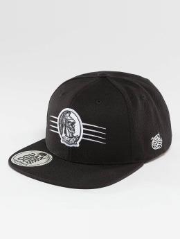 Dangerous DNGRS snapback cap Master zwart