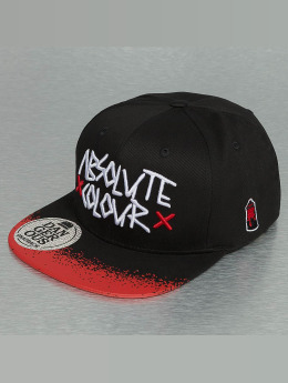 Dangerous DNGRS snapback cap Grafitti zwart