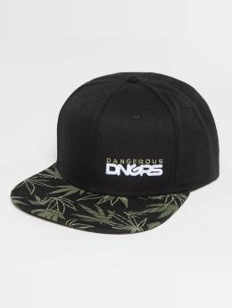 Dangerous DNGRS snapback cap Health zwart
