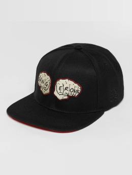 Dangerous DNGRS snapback cap Fists zwart