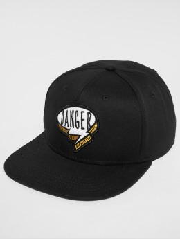 Dangerous DNGRS snapback cap ToldYou zwart