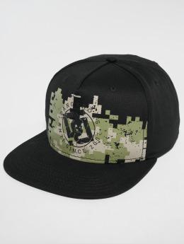 Dangerous DNGRS snapback cap DoubleD zwart