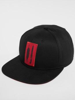 Dangerous DNGRS snapback cap TwoKnives zwart