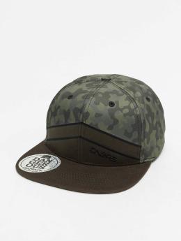Dangerous DNGRS Snapback Caps Kreuzberg camouflage