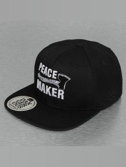 Dangerous DNGRS Snapback Caps Peacemaker czarny