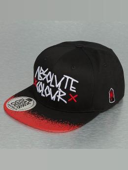 Dangerous DNGRS Snapback Caps Grafitti musta