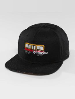 Dangerous DNGRS Snapback Caps Trainz musta