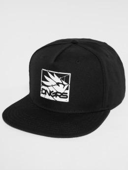 Dangerous DNGRS Snapback Caps Eagleblock musta