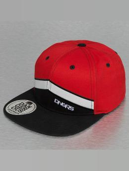 Dangerous DNGRS Snapback Caps Kreuzberg punainen
