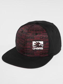 Dangerous DNGRS Snapback Caps Flush punainen