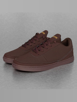 Dangerous DNGRS Sneaker Perforated rosso