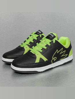 Dangerous DNGRS Sneaker Logo verde
