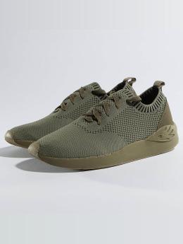 Dangerous DNGRS / Sneakers Justus i oliven