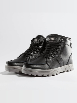 DC Boots Woodland black