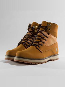 DC Chaussures montantes Uncas brun
