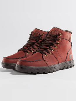 DC Chaussures montantes Woodland brun