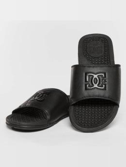 DC Claquettes & Sandales Bolsa noir
