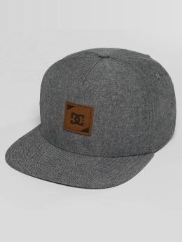 DC Snapback Cap Swatchton grau