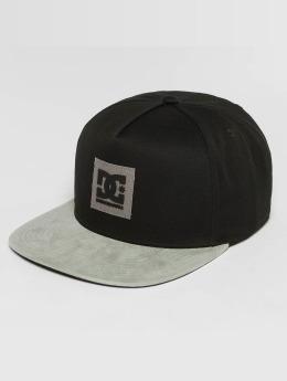 DC Snapback Cap Dacks schwarz