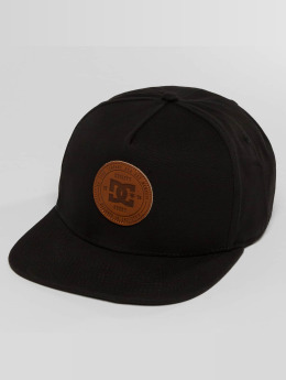 DC snapback cap Proceeder zwart