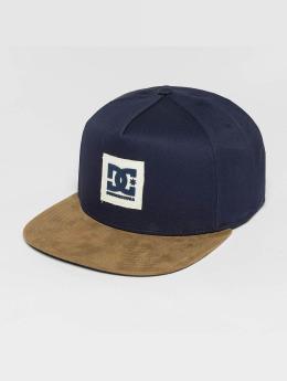 DC Snapback Caps Dacks indigonsininen