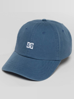 DC Snapback Caps Fred sininen