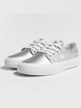 DC Sneaker Trase Se argento