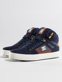 DC Sneaker Spartan High WC WNT blau