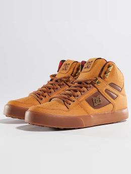 DC Sneaker Spartan High WC WNT braun