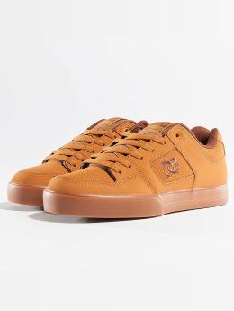 DC sneaker Pure bruin