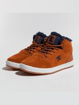 DC Sneaker Crisis High Wnt marrone