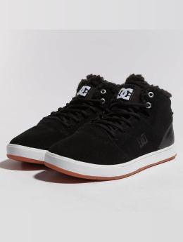 DC Crisis High Wnt Sneakers Black/White/Gum