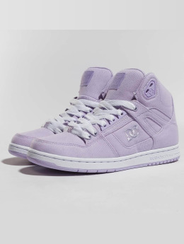 DC Sneaker Pure High-Top TX violet