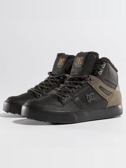 DC sneaker Spartan High WC WNT zwart
