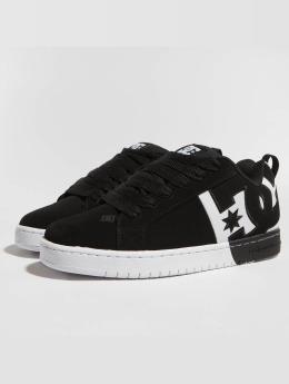 DC sneaker Court Graffik SQ zwart