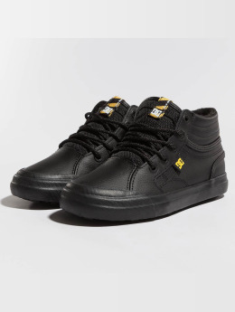 DC sneaker Evan High Wnt zwart