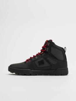 DC sneaker Pure High Top Wr Boot zwart