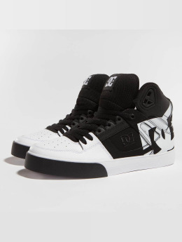 DC Sneakers Pure High Top WC SP èierna