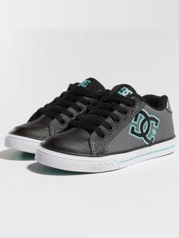 DC Sneakers Chelsea èierna